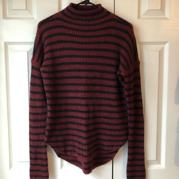Express Sweaters - Express striped sweater